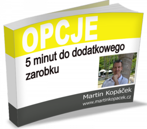 Martin Kopáček opcje